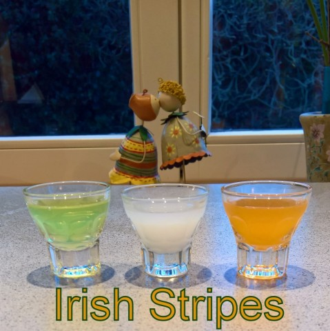 Irish Stripes